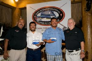Jake Jordan Invitational Sailfish Fly Challenge, First place mates of Tournament, Decisive
