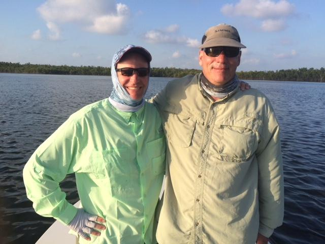 Eddie and Chris, April 25, 26, 27, 2018, Vessel Fly Reel, Tarpon World, Captain Jake Jordan