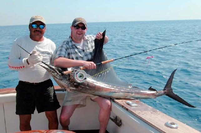 Troutfitters, Sailfish, Sailfish on Fly, Fly Fishing for Sailfish, Sailfish in Guatemala, Guatemala Sailfish, Fly Fish for Sailfish in Guatemala