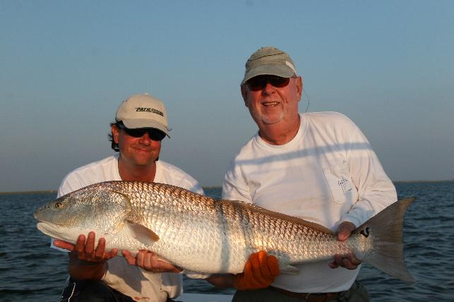 Giant North Carolina Redfish