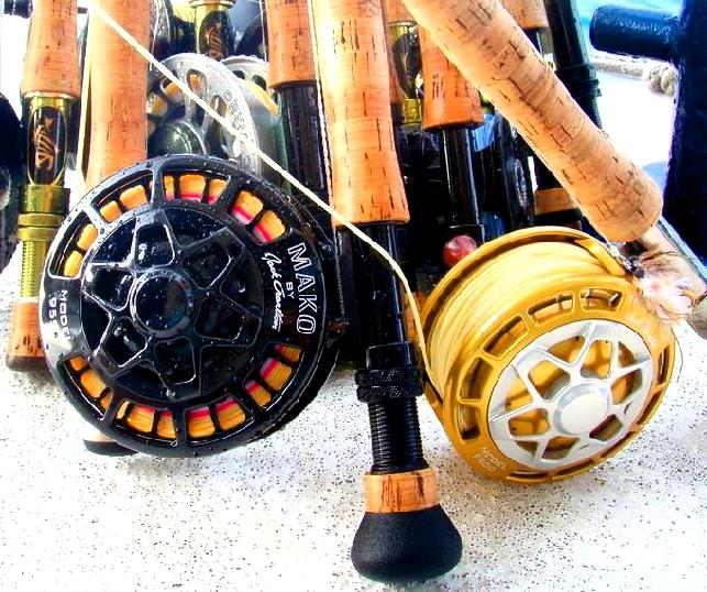 welcome to jake jordan's fishing adventures, Fishing Reels